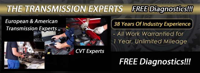 1994 Volvo Transmission Repair in NJ - image